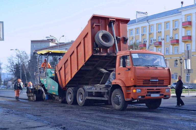 Помощь в строительстве и ремонте дорог Пермь и Пермский край