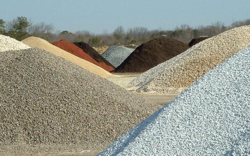 Строительные сыпучие нерудные материалы доставка в Перми