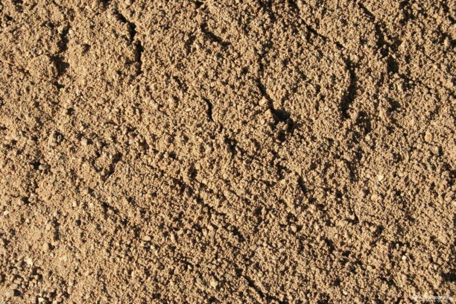 Намывной (мытый) песок
